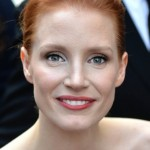 2013 Jessica Chastain, makeup, hairstyle, actress, eyes
