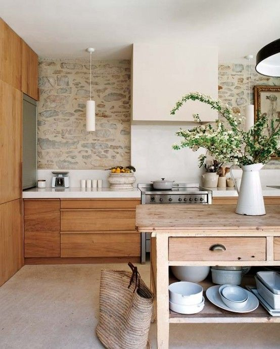 peasants, scandinavian, kitchen, interior, design, idea 12 ...