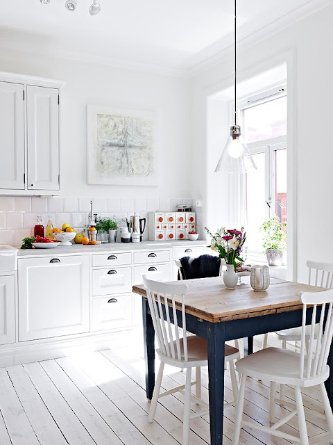 peasants, scandinavian, kitchen, interior, design, idea 7 | Favimages.