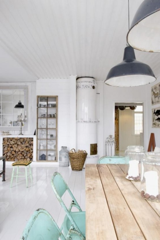 peasants, scandinavian, kitchen, interior, design, idea 9 | Favimages.