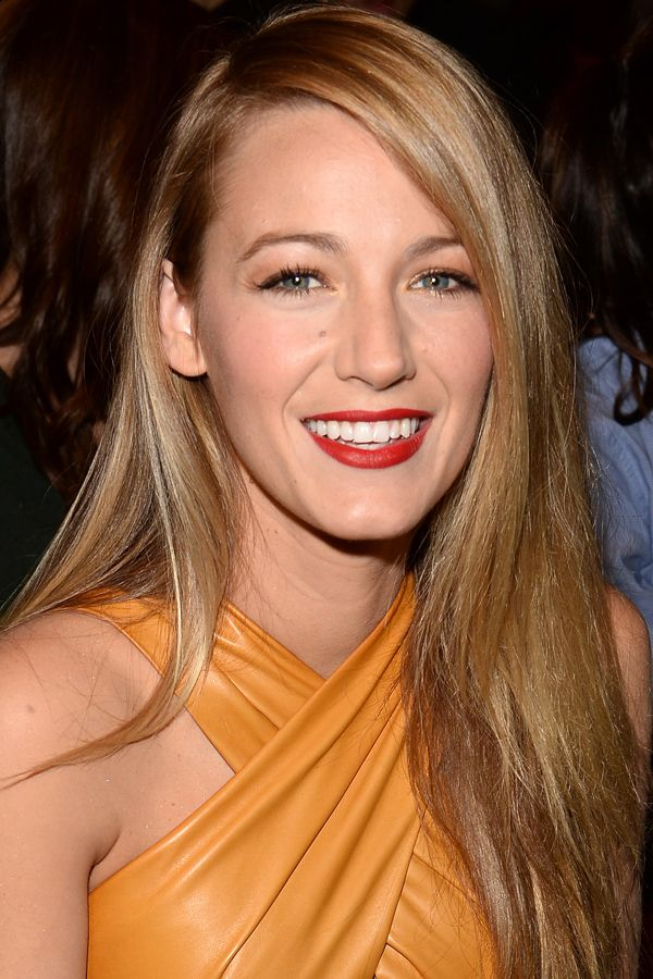 2013 blake lively makeup hairstyle celebrity fav