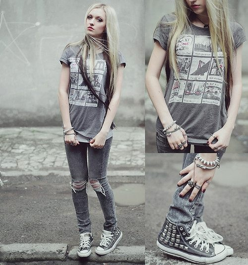 Alternative Fashion Clothes Outfit Girls Picture Fav