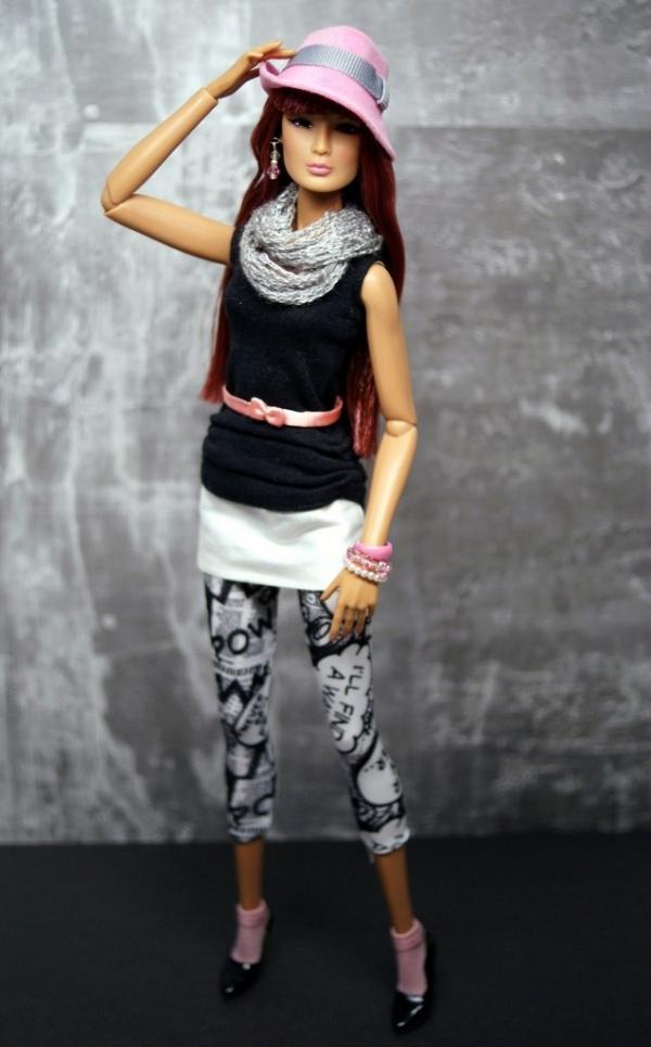 Celebrity fashion dolls