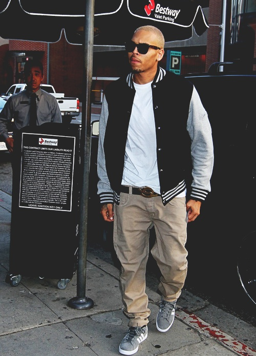 Billboard Music Awards 2013: Chris Brown wears Versace ... |Chris Brown Fashion Style 2013