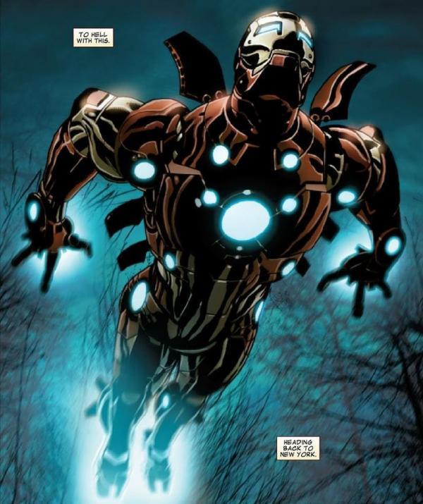 Iron Man Comic Art Iron Man Comics Comic Art