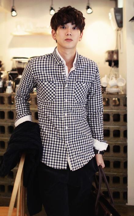 Korean Men Fashion Handsome Clothes Boy Fav Images Amazing Pictures