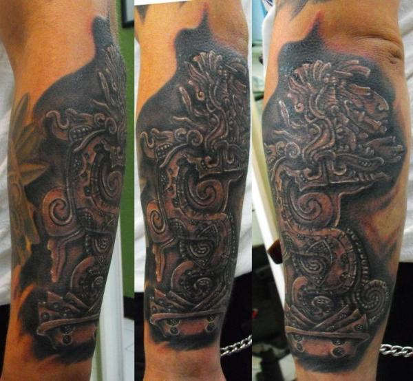 mayan tattoos sleeve arm pics fav images amazing pictures. Black Bedroom Furniture Sets. Home Design Ideas