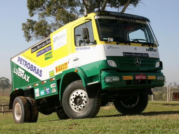 mercedes atego, truck, vehicle, big, picture