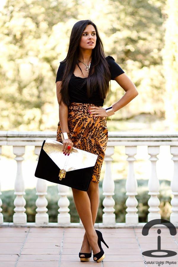 spanish fashion, style, clothes, women, photo | Fav Images