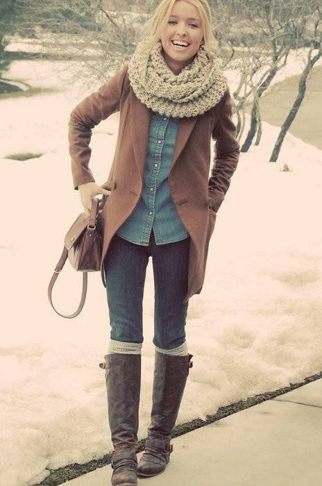 Autumn And Winter Clothes New Women's Double Breasted Slim Camel