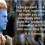 braveheart quotes, best, famous, movie, sayings, be yourself