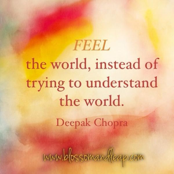 Deepak Chopra Best Quotes: Deepak Chopra Quotes, Best, Famous, Sayings, Feel