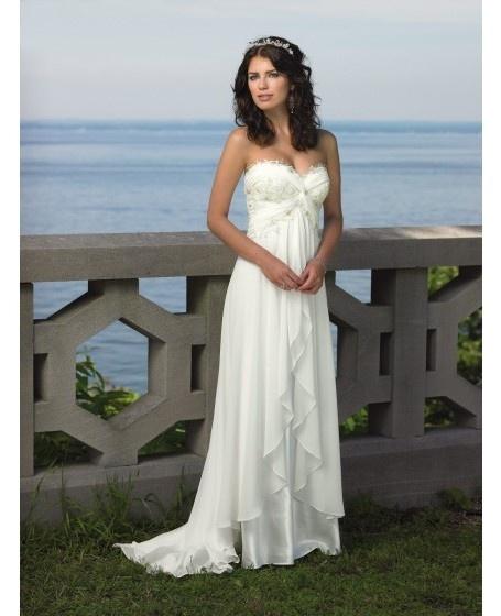 Destination Wedding Dresses, Fashion, Style, Lady, Image