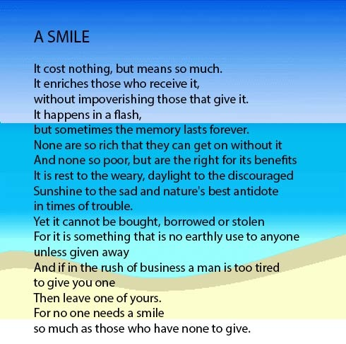 Inspirational Poems Quotes Sayings Smile Fav Images Amazing Pictures