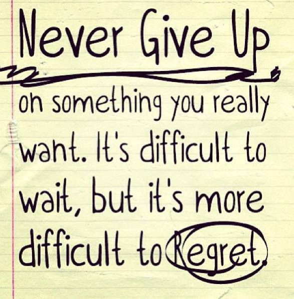 Pinterest Cute Quotes Inspirational: Inspirational Words, Quotes, Sayings, Cute, Give Up
