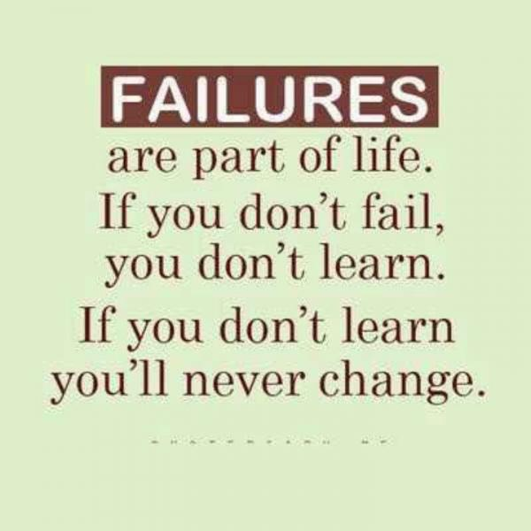 love failure quotes, best, deep, sayings, life | Fav ...Quotes About Failure In Life