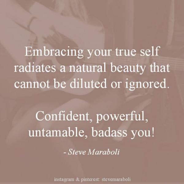 self confidence quotes, best, wise, sayings, steve maraboli