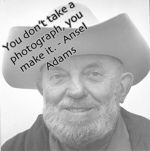 Ansel Adams Quotes and Sayings, image