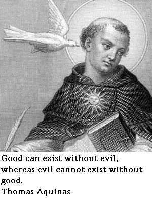 Best, Thomas Aquinas Quotes and Sayings, good, positive