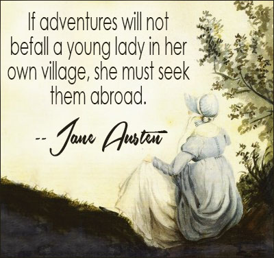 Jane Austen Quotes and Sayings, meaningful, awesome