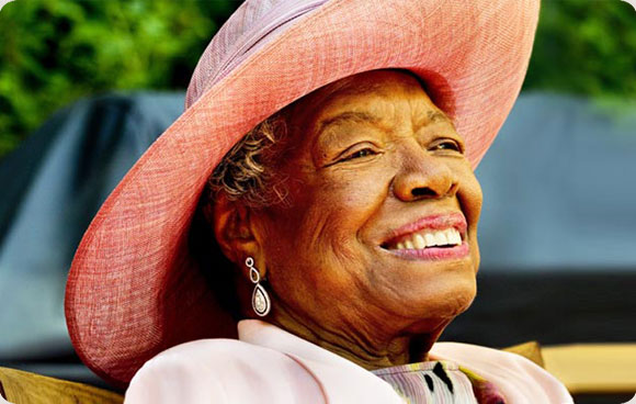 Maya Angelou Life photography, smile