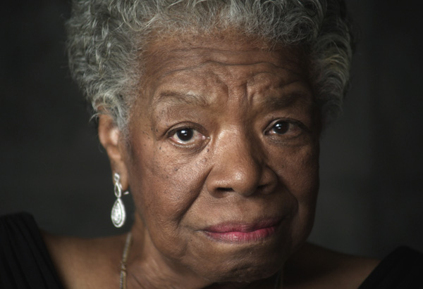 Champion of the world maya angelou thesis