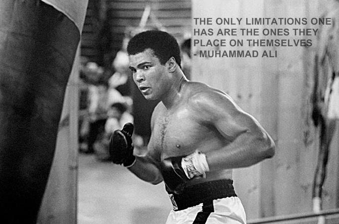 Muhammad Ali Quotes and Saying, motivational, inspiring