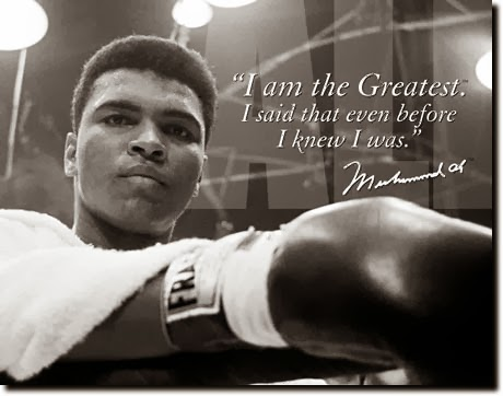 Muhammad Ali Quotes, sayings, cool, great
