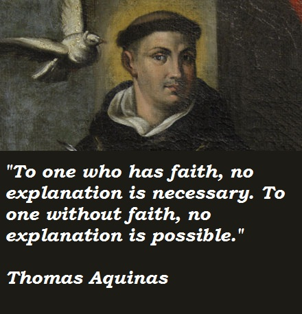 Thomas Aquinas Quotes and Sayings, best, wise