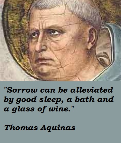 Thomas Aquinas Quotes and Sayings, wisdom, positive