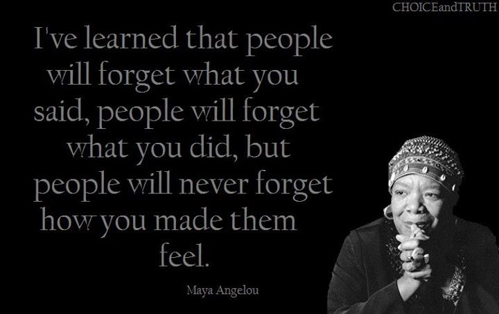 best, Maya Angelou Quotes, sayings, wise, people