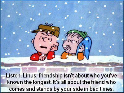 Charlie Brown Quotes Funny Cartoon Sayings Friendship