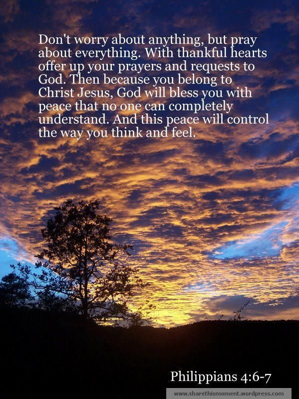 Gospel Inspirational Quotes And Pictures: Christian Inspirational Quotes, Best, Deep, Sayings, Worry