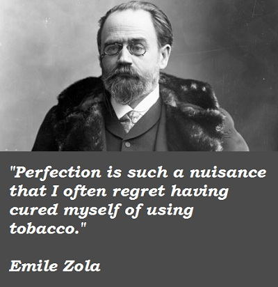 emile zola quotes, sayings, famous, wise
