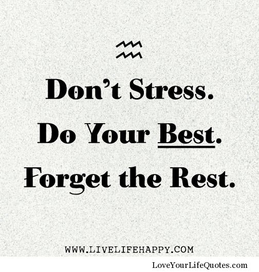 Exam Stress Quotes Exam Quotes Positive Best