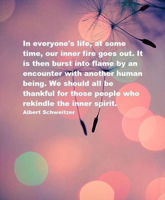 friendship love quotes, best, cute, sayings, albert schweitzer