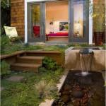 garden design, house, landscaping, amazing, photoshoot