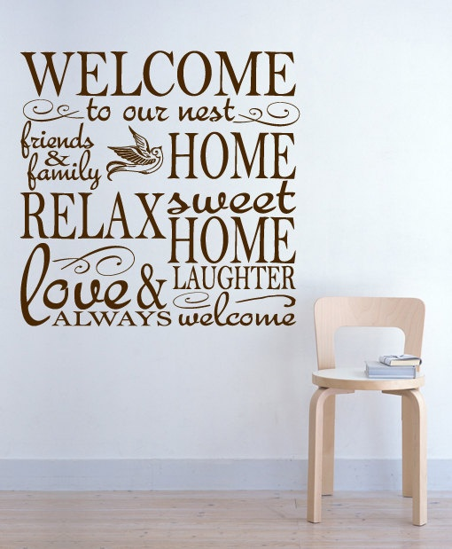 Welcome To New Life Quotes: Welcome Quotes, Positive, Best, Sayings, Home