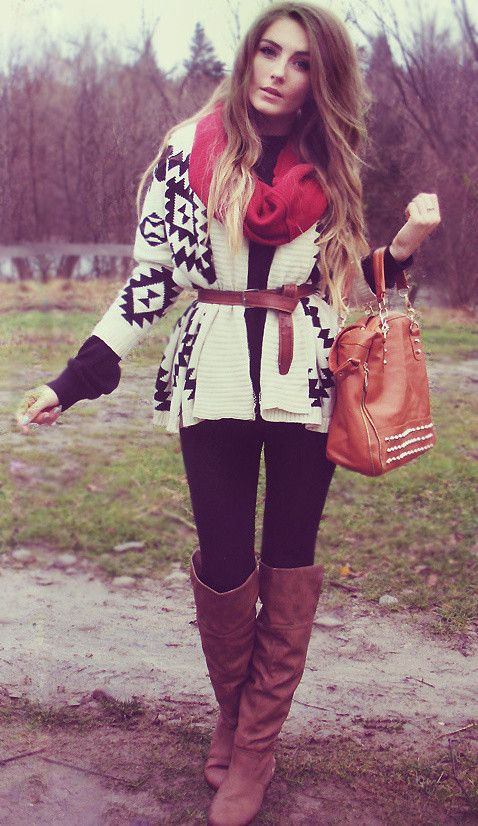 Winter Outfits Stylish Fashion Girls Clothes Photography Fav Images Amazing Pictures