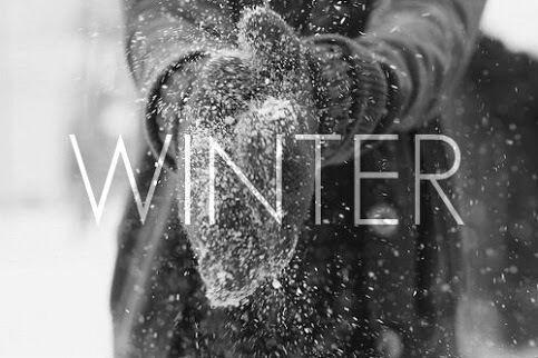 winter, quotes, season, sayings, positive, cute