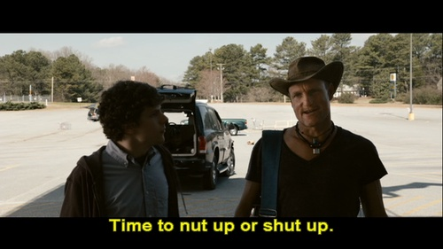 zombieland quotes, funny, sayings, movie, pics