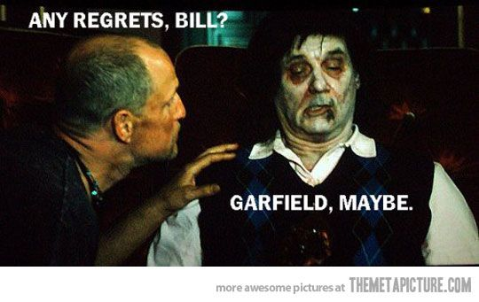 zombieland quotes, funny, sayings, movie