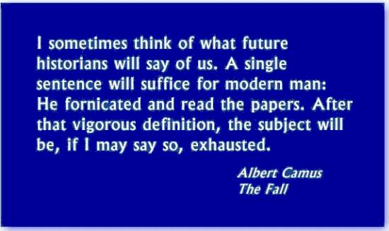 Albert Camus Quotes and Sayings, awesome, best