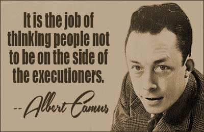 Albert Camus Quotes and Sayings, job, best
