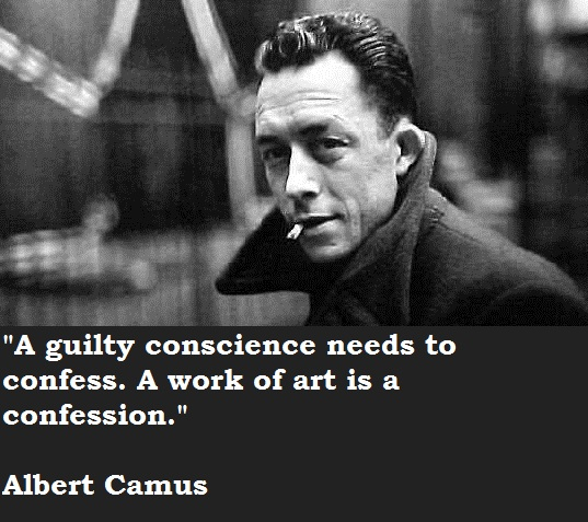 Albert Camus Quotes and Sayings, work, brainy