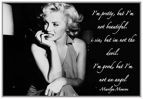 Best Marilyn Monroe Quotes and Sayings, beauty, pretty, cute