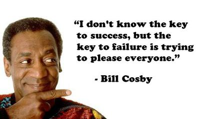 Bill Cosby Quotes and Sayings, success