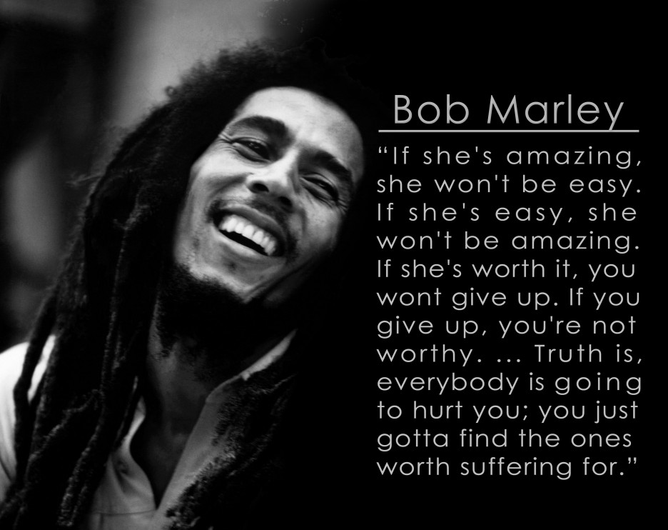 Bob Marley Quotes and Sayings, famous, best
