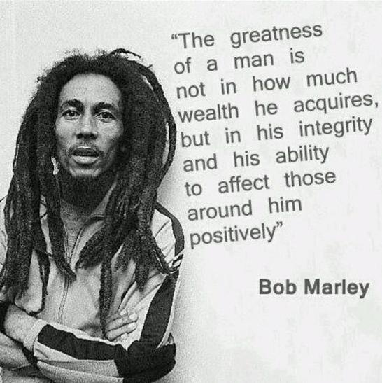 Bob Marley Quotes and Sayings, great, positive