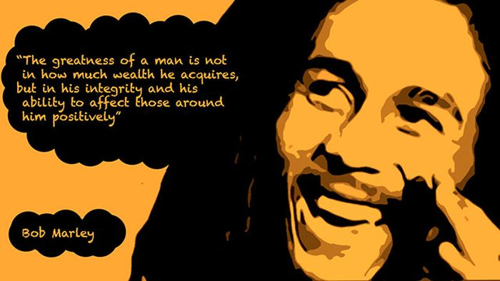 Bob Marley Quotes and Sayings, positive, picture